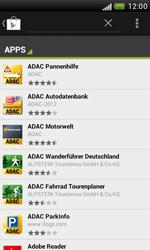 HTC Desire X - Apps - Herunterladen - 20 / 25
