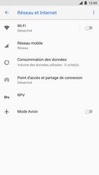 Nokia 8 - Internet et roaming de données - Comment vérifier que la connexion des données est activée - Étape 5
