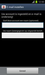 Samsung I9100 Galaxy S II met OS 4 ICS - e-mail - handmatig instellen - stap 18