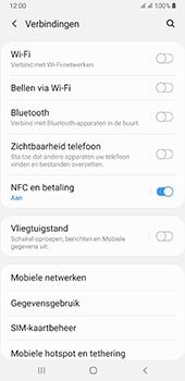 Samsung galaxy-a7-dual-sim-sm-a750fn-android-pie - Internet - Uitzetten - Stap 5