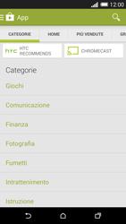 HTC One M8 - Applicazioni - Installazione delle applicazioni - Fase 6