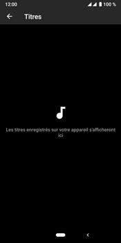Crosscall Core X4 - Photos, vidéos, musique - Ecouter de la musique - Étape 7