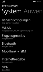 Nokia Lumia 635 - Ausland - Im Ausland surfen – Datenroaming - 2 / 2