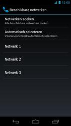 Samsung I9250 Galaxy Nexus - Bellen - in het buitenland - Stap 8