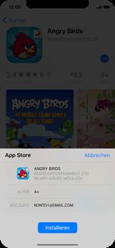 Apple iPhone X - Apps - Herunterladen - Schritt 13