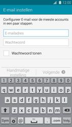 Samsung G800F Galaxy S5 Mini - E-mail - Account instellen (POP3 zonder SMTP-verificatie) - Stap 5