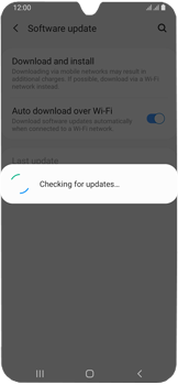 Samsung Galaxy A40 - Device - Software update - Step 7
