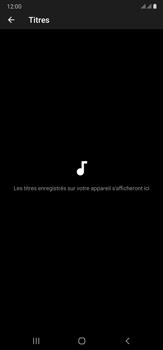Samsung Galaxy Note20 Ultra 5G - Photos, vidéos, musique - Ecouter de la musique - Étape 8