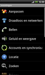 HTC A8181 Desire - netwerk en bereik - gebruik in binnen- en buitenland - stap 4