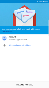 Samsung Samsung G928 Galaxy S6 Edge + (Android N) - E-mail - Manual configuration (gmail) - Step 15