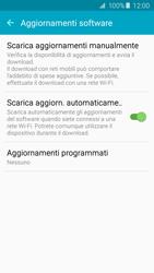Samsung Galaxy A5 (2016) (A510F) - Software - Installazione degli aggiornamenti software - Fase 7