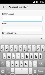 Huawei Ascend Y330 - E-mail - e-mail instellen: POP3 - Stap 14