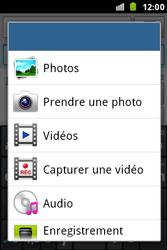 Samsung S7500 Galaxy Ace Plus - MMS - envoi d'images - Étape 11