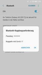 Samsung Galaxy A5 (2017) - Android Nougat - Bluetooth - Verbinden von Geräten - Schritt 8
