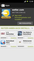 Sony Xperia J - Apps - Herunterladen - 16 / 25