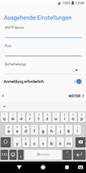 Sony Xperia XZ2 Compact - E-Mail - Konto einrichten - Schritt 17