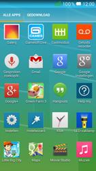 Alcatel One Touch POP D5 (OT-5038X) - Internet - Handmatig instellen - Stap 3