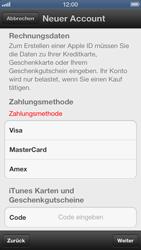 Apple iPhone 5 - Apps - Einrichten des App Stores - Schritt 14