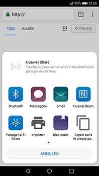 Huawei P10 Plus - Internet et roaming de données - Navigation sur Internet - Étape 21