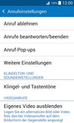 Samsung Galaxy J1 - Anrufe - Rufumleitungen setzen und löschen - 7 / 13