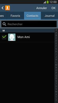 Samsung Galaxy Note 3 - Contact, Appels, SMS/MMS - Envoyer un MMS - Étape 8