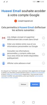 Huawei Y6P - E-mails - Ajouter ou modifier votre compte Gmail - Étape 11