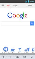 LG E460 Optimus L5 II - Internet - Internet browsing - Step 9