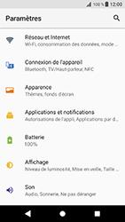 Sony Xperia XZ (F8331) - Android Oreo - Réseau - Changer mode réseau - Étape 4