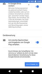 Sony Xperia XZ - Apps - Konto anlegen und einrichten - 18 / 20