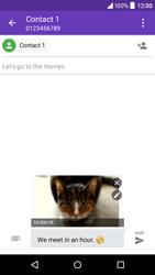 Alcatel OT-6039Y Idol 3 (4.7) - MMS - Sending pictures - Step 17