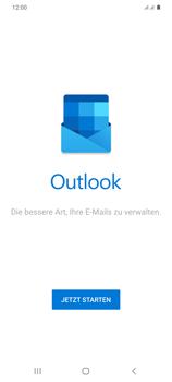 Samsung Galaxy S20 Plus 5G - E-Mail - 032c. Email wizard - Outlook - Schritt 5
