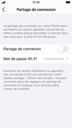 Apple iPhone SE - iOS 13 - WiFi - Comment activer un point d'accès WiFi - Étape 6