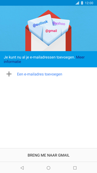 Nokia 8 Sirocco - E-mail - Account instellen (POP3 zonder SMTP-verificatie) - Stap 5