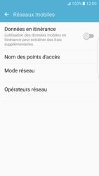 Samsung Galaxy S7 Edge - Internet et roaming de données - Configuration manuelle - Étape 7