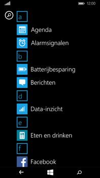 Microsoft Lumia 640 XL - sms - handmatig instellen - stap 3
