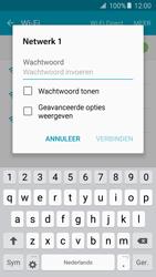 Samsung Galaxy S5 Neo (SM-G903F) - WiFi - Handmatig instellen - Stap 7