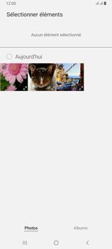 Samsung Galaxy A80 - Contact, Appels, SMS/MMS - Envoyer un MMS - Étape 18