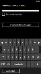 Nokia Lumia 1520 - E-Mail - Konto einrichten - 2 / 2