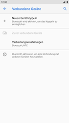 Nokia 8 - Android Pie - Bluetooth - Verbinden von Geräten - Schritt 5