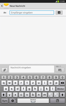 Samsung Galaxy Note 8-0 - MMS - Erstellen und senden - 7 / 24