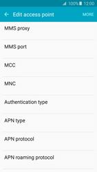 Samsung A310F Galaxy A3 (2016) - Internet - Manual configuration - Step 12