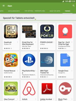 Samsung Galaxy Tab A 9.7 - Apps - Herunterladen - 12 / 20