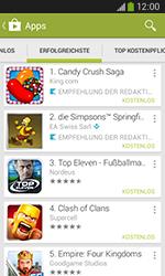 Samsung Galaxy Ace 3 - Apps - Herunterladen - 9 / 20