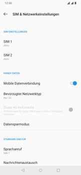 OnePlus 6T - Netzwerk - Netzwerkeinstellungen ändern - 8 / 8