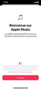 Apple iPhone 11 - Photos, vidéos, musique - Ecouter de la musique - Étape 3