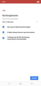 Nokia 6.1 Plus - E-Mail - Konto einrichten (yahoo) - 11 / 16
