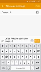 Samsung Galaxy A3 - A5 (2016) - Contact, Appels, SMS/MMS - Envoyer un SMS - Étape 11