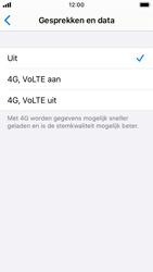 Apple iPhone SE - iOS 13 - Netwerk - 4G instellen - Stap 6