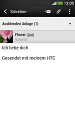 HTC Desire 500 - E-Mail - E-Mail versenden - Schritt 16