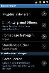 Samsung Galaxy Xcover - Internet - Apn-Einstellungen - 20 / 23